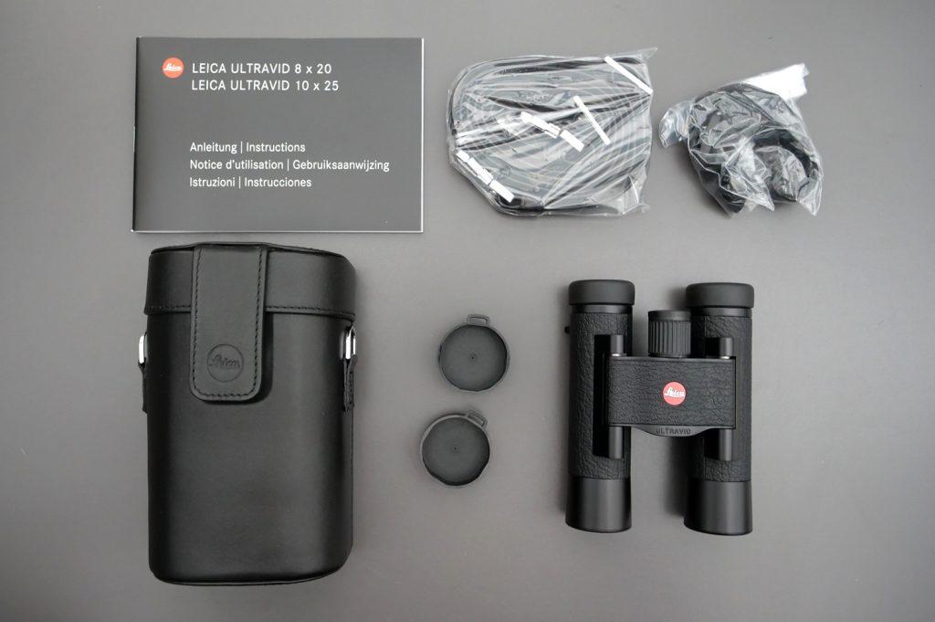 Leica Ultravid 10×25 BL AquaDura Kit