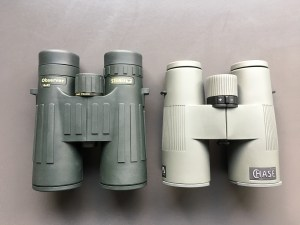 Steiner Observer 10×42 VS Delta Optical Chase 10×42 ED