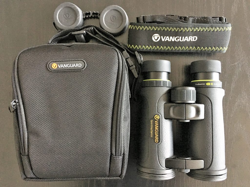 Vanguard Endeavor ED II 8×42 Kit