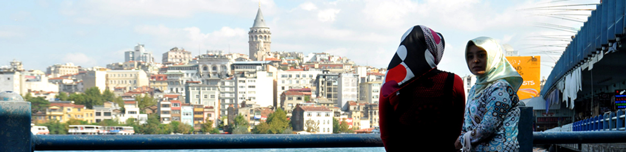 Eminönü Istanbul Galata Turkey