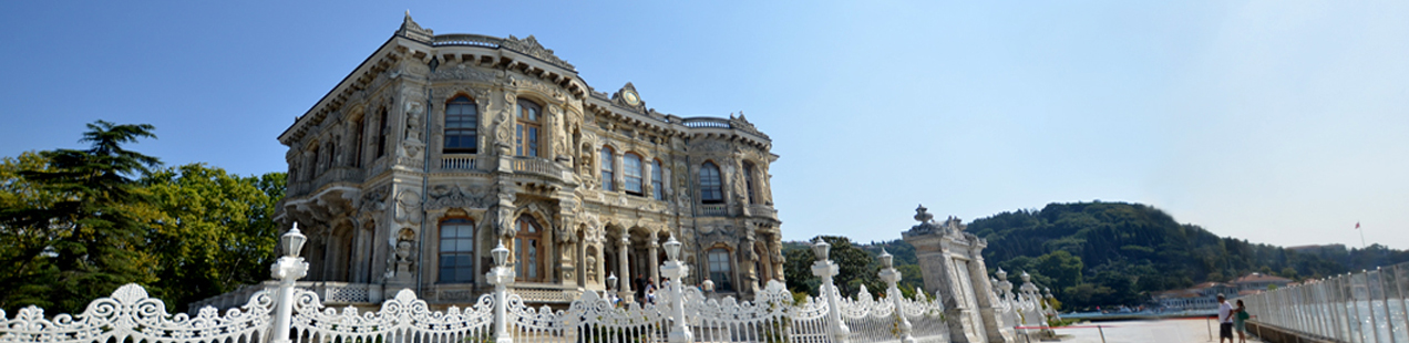 Kucuksu Palace Bosphorus The World Is Not Enough James Bond