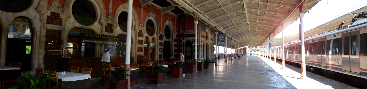 Sirkeci Train Station Istanbul From Russia With Love