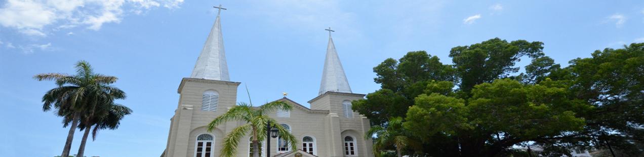 St Mary Church Key West Licence to Kill