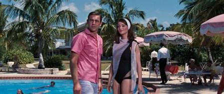 Coral Harbor James Bond