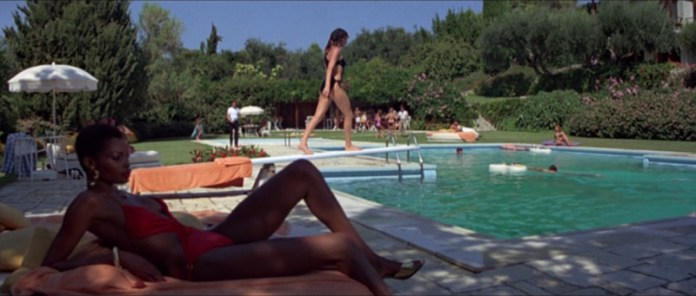 Villa Sylva Corfu from James Bond For Your Eyes Only