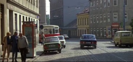 Antonigasse Vienna James Bond