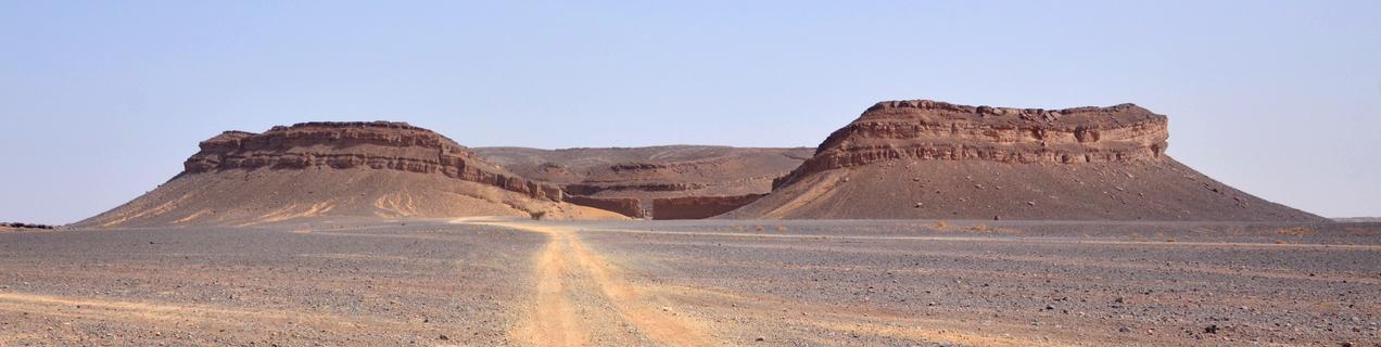Spectre Crater Gara Medouar