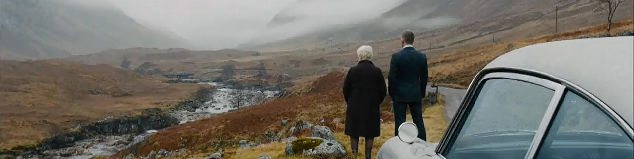 Skyfall Movie Locations