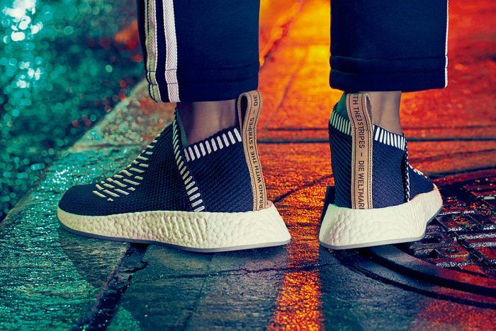 the best attitude a8eac 491ab adidas Originals NMD CS2 PK Primeknit Runner Boost  Ronin Pack