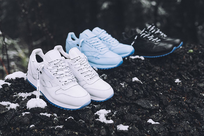 Raised By Wolves x Reebok Classic GORE-TEX Pack