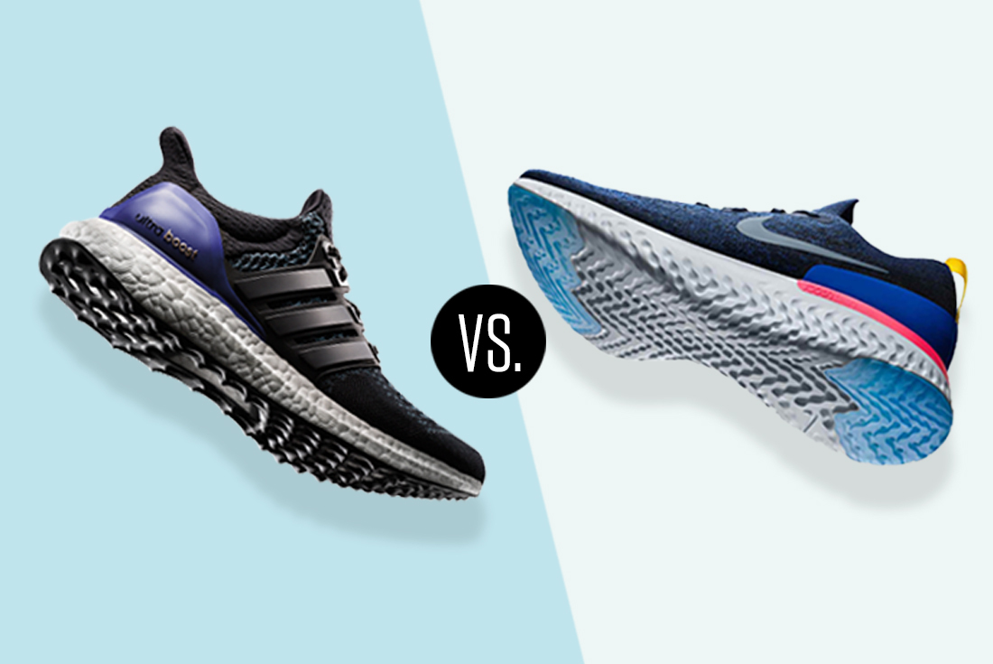 3b045d5bba79 Nike React Vs. adidas BOOST - HUNTING FOR KICKS