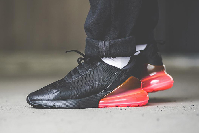 """new concept 61709 3982a Nike Air Max 270 """"Hot Punch"""" - HUNTING FOR KICKS"""