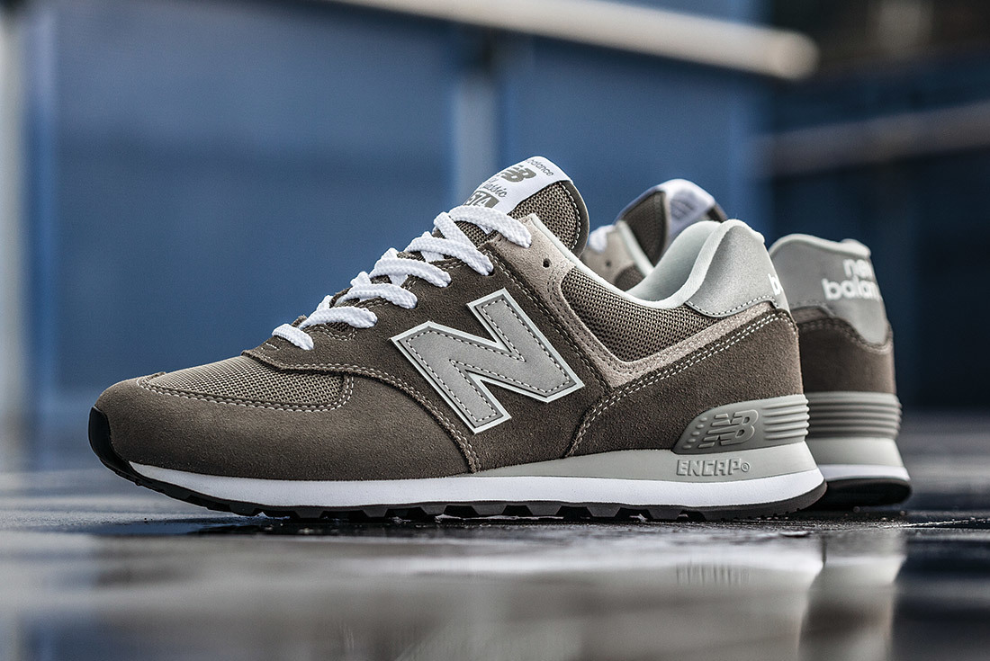 New Balance Reveal 574 'Legacy of Grey' Collection