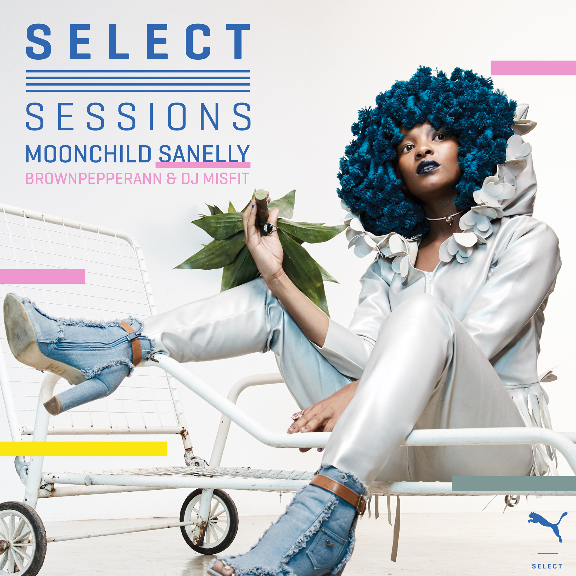 Moonchild Sanelly headlines for PUMA SELECT x SESSIONS this First Thursday, 2nd August