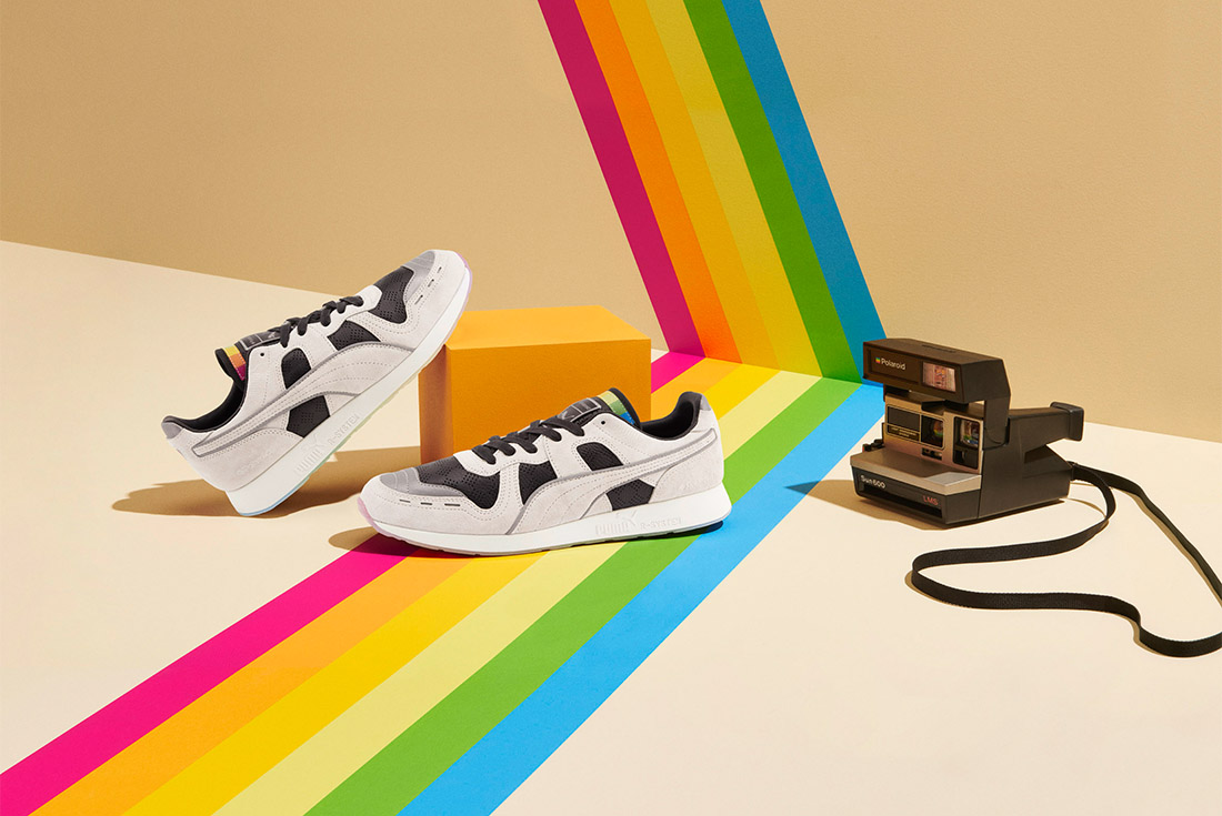 Polaroid x PUMA RS Sneaker Pack: Release Date, Price & Info