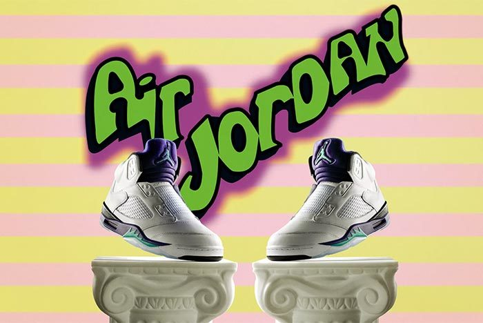 Nike Explain Will Smith's 'Fresh Prince' Air Jordan 5s