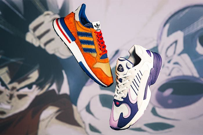 Release Date – Dragon Ball Z x adidas: Son Goku Vs. Frieza