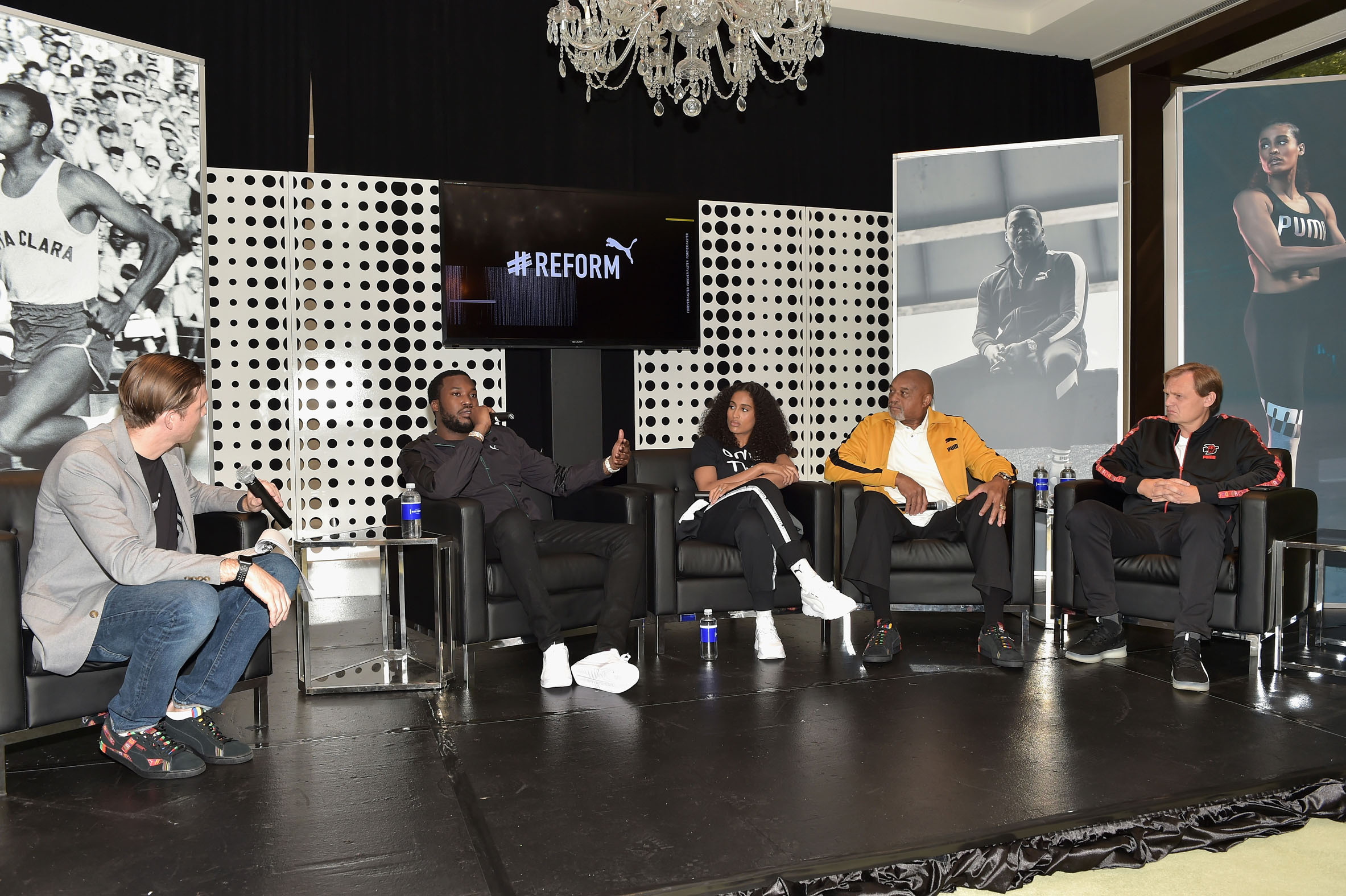 PUMA launches REFORM to drive social change