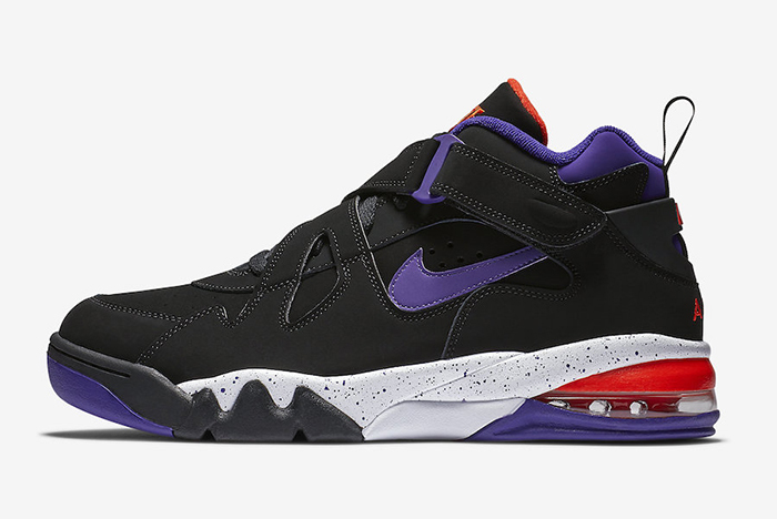 Charles Barkley's Nike Air Force Max CB Returns