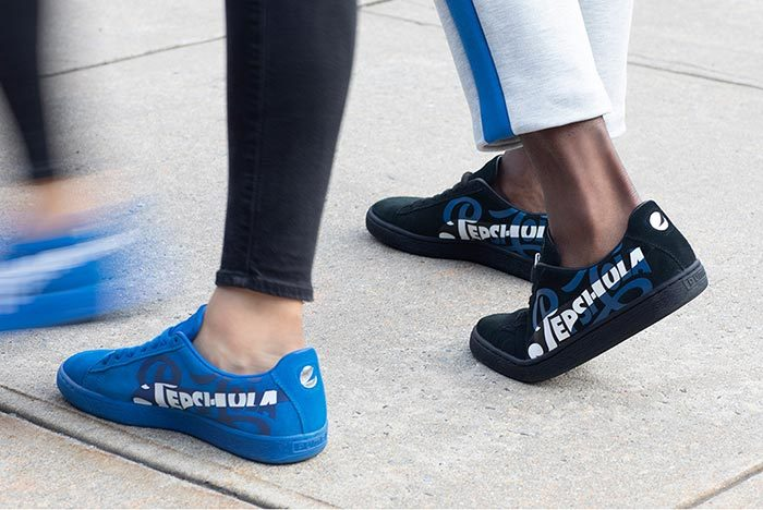 PUMA and Pepsi Link Up for Refreshing Suede Pack
