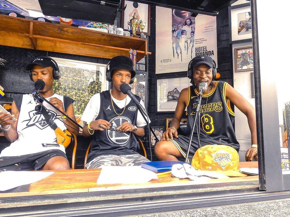Hunting For Kicks Live Radio Podcast – Episode one