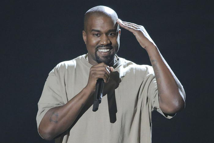 Kanye Wants to be The Creative Director of adidas