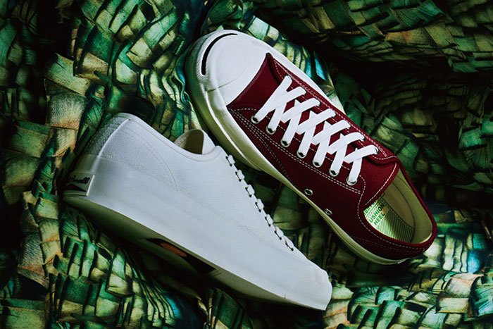 Stay Classy with Converse Addict Jack Purcell