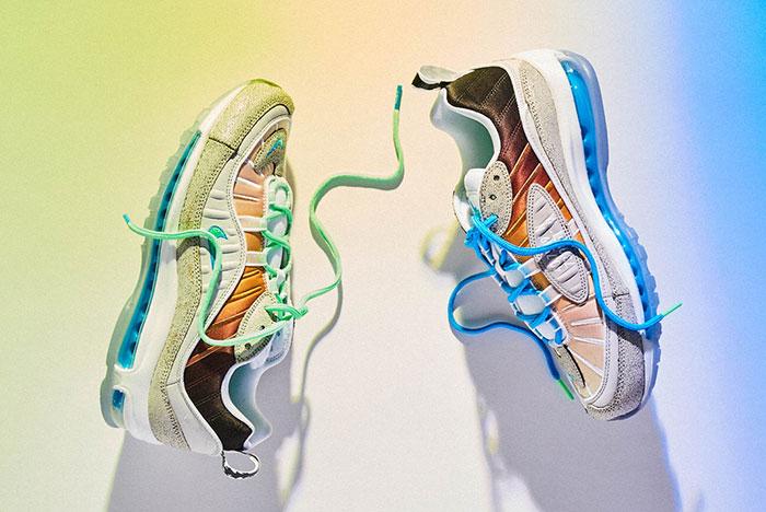 Nike: On Air Winner Air Max 98 'La Mezcla' Drops this Weekend