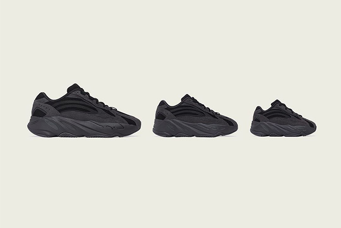 Official Release Info: adidas Yeezy BOOST 700 V2 'Vanta'