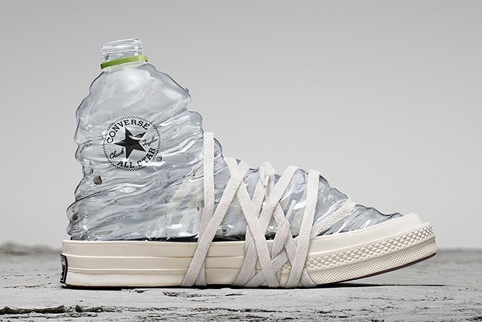 Converse Announce Plan to Reduce, Reuse and… Renew?