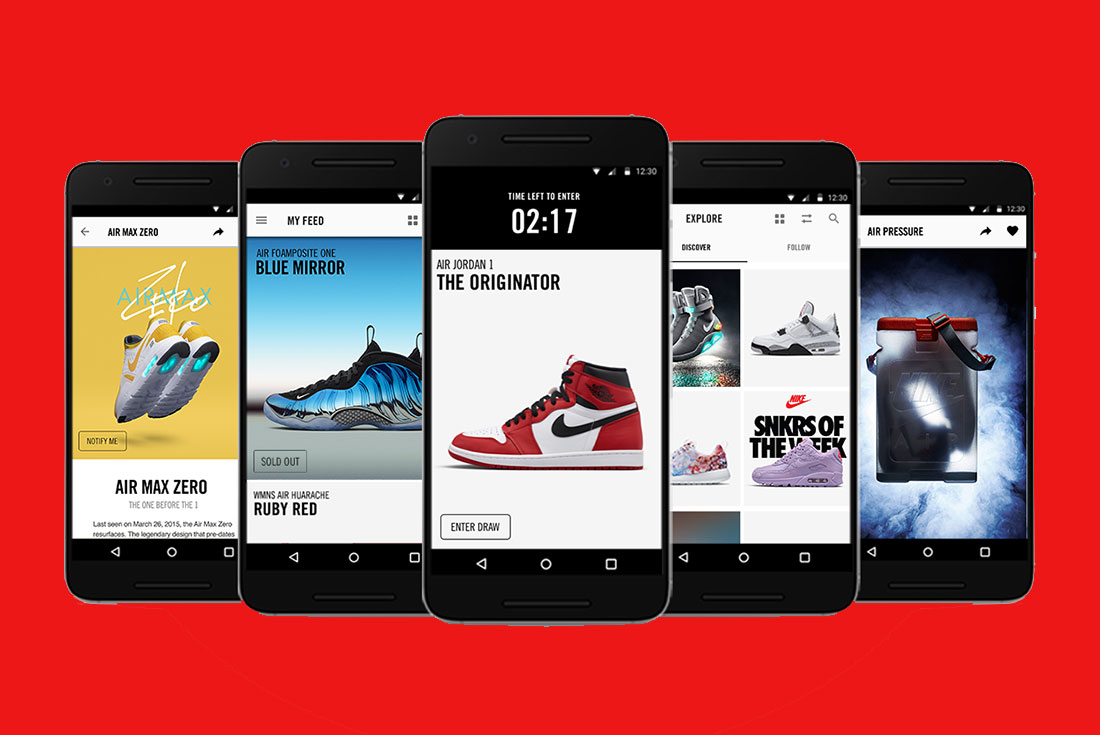 The 5 Best Apps for Buying Sneakers