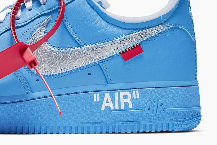Off-White x Nike Air Force 1 'MCA