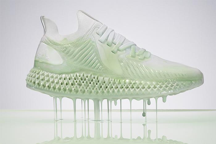 "Parley & adidas Team up for Tonal ""Aero Green"" AlphaEDGE 4D"