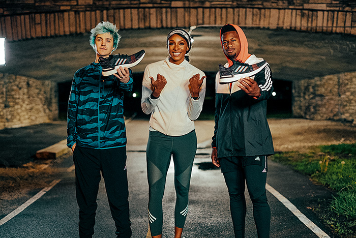 Watch Ninja Tease a Historic Collaboration with adidas