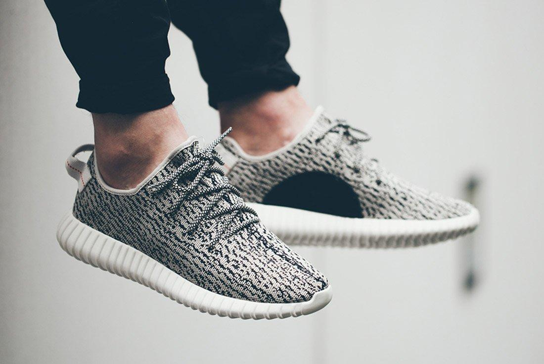 A Brief Technological History Of Yeezy Shoes