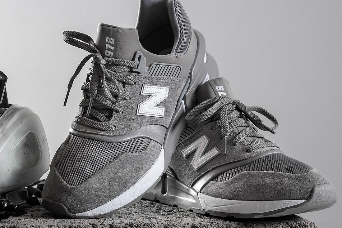 New Balance: The Origins of Grey