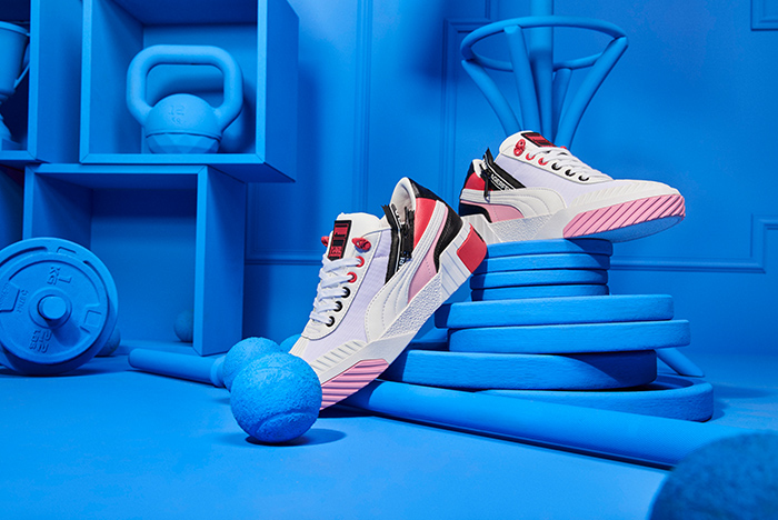 PUMA and Karl Lagerfeld team up once again