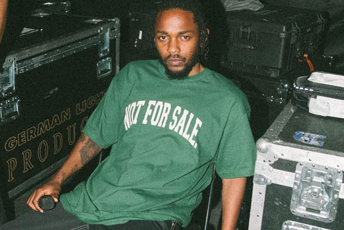 Kendrick Lamar Rumoured to Drop Nike Air Force 1