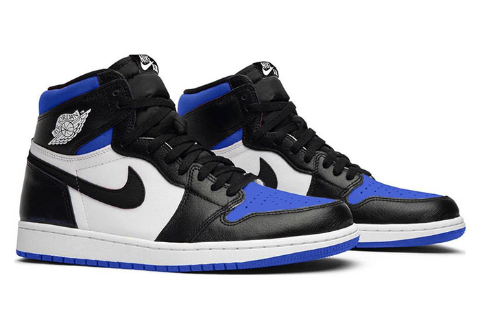 Air Jordan 1 'Royal Toe' Has a Rumoured Release Date