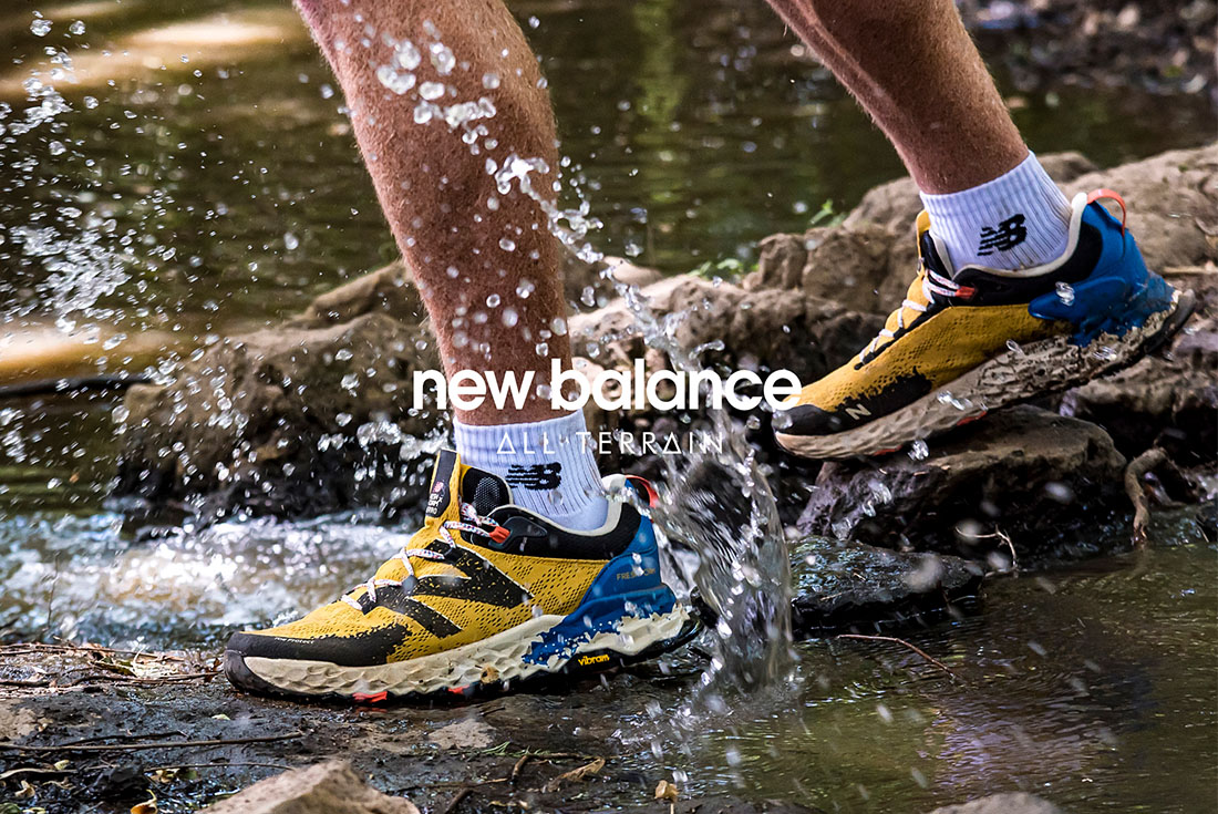 New Balance Introduce Their All Terrain Collection