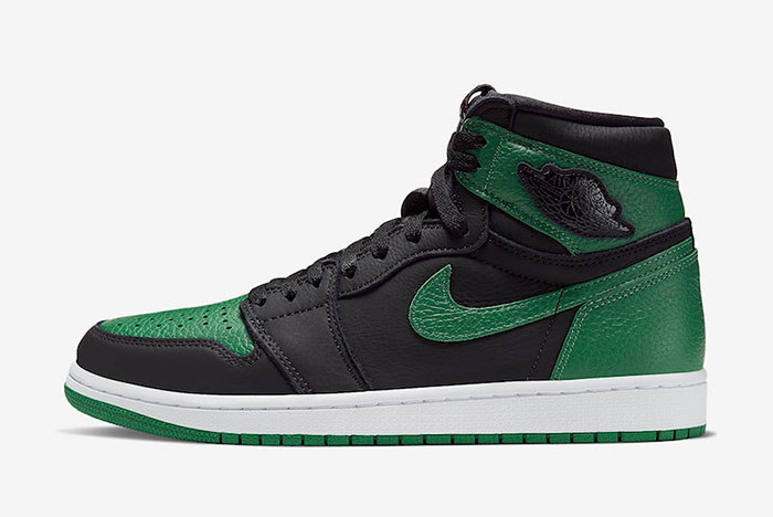 Drop Details: Air Jordan 1 'Pine Green'
