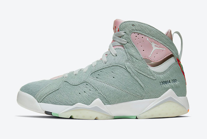 The 'Hare 2.0' Air Jordan 7 is for Furry Feet Fiends