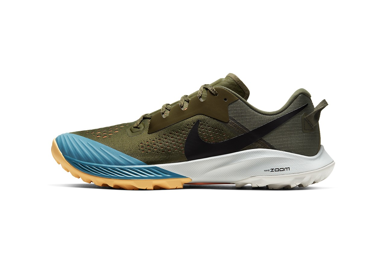 "Nike Air Zoom Terra Kiger 6 ""Medium Olive"" is Ready For Off-Road Excursions"