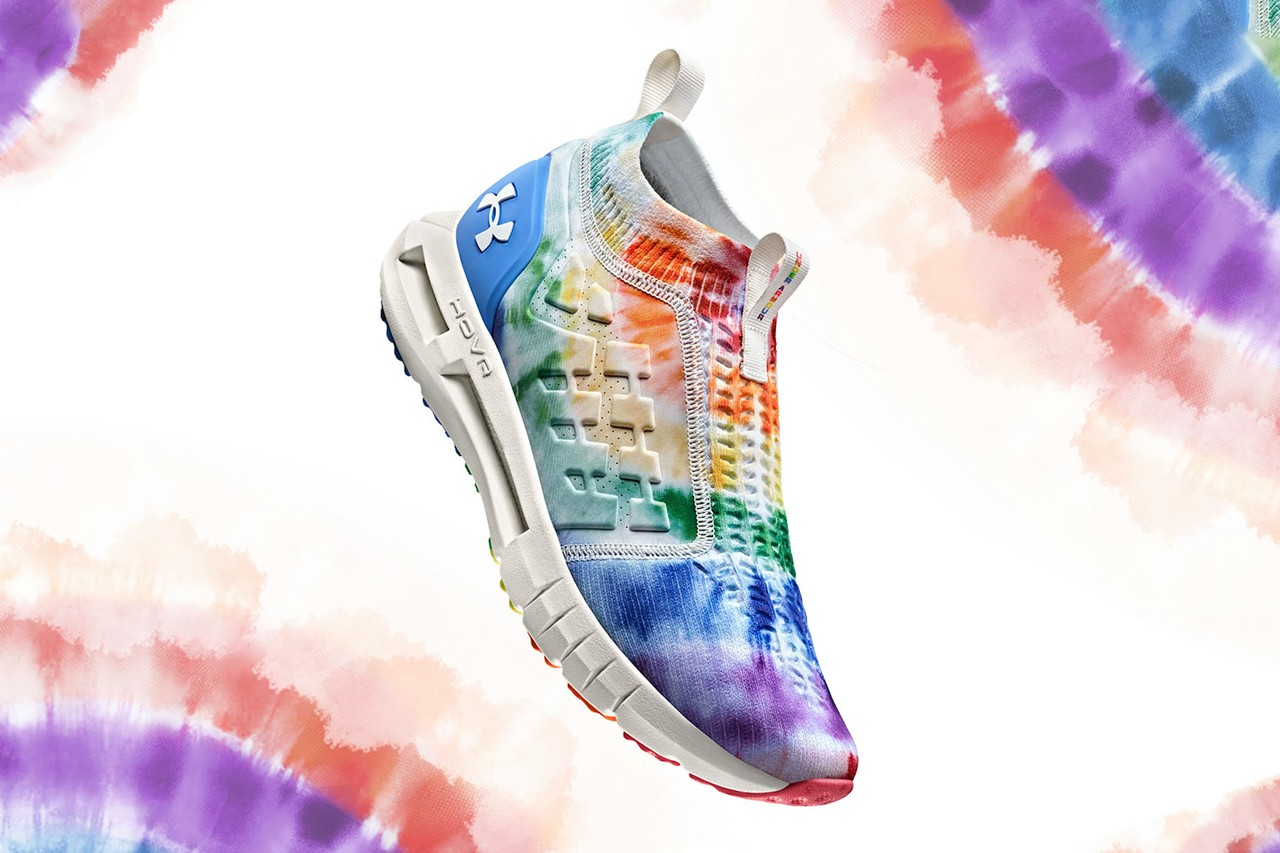 Under Armour Launches Tie-Dyed Pride 2020 Collection