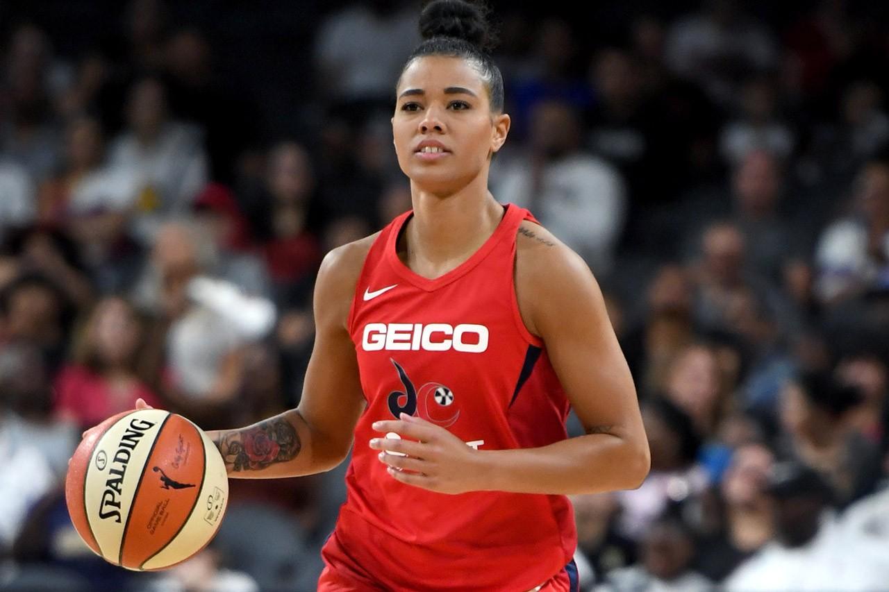 Converse Welcome WNBA Champion Natasha Cloud to the Family