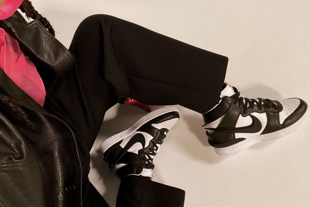 The AMBUSH x Nike Dunk Highs Are Coming Soon