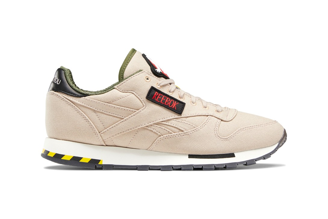 Who Ya Gonna Call To Get Your Hands on the 'Ghostbusters' x Reebok Collaboration?