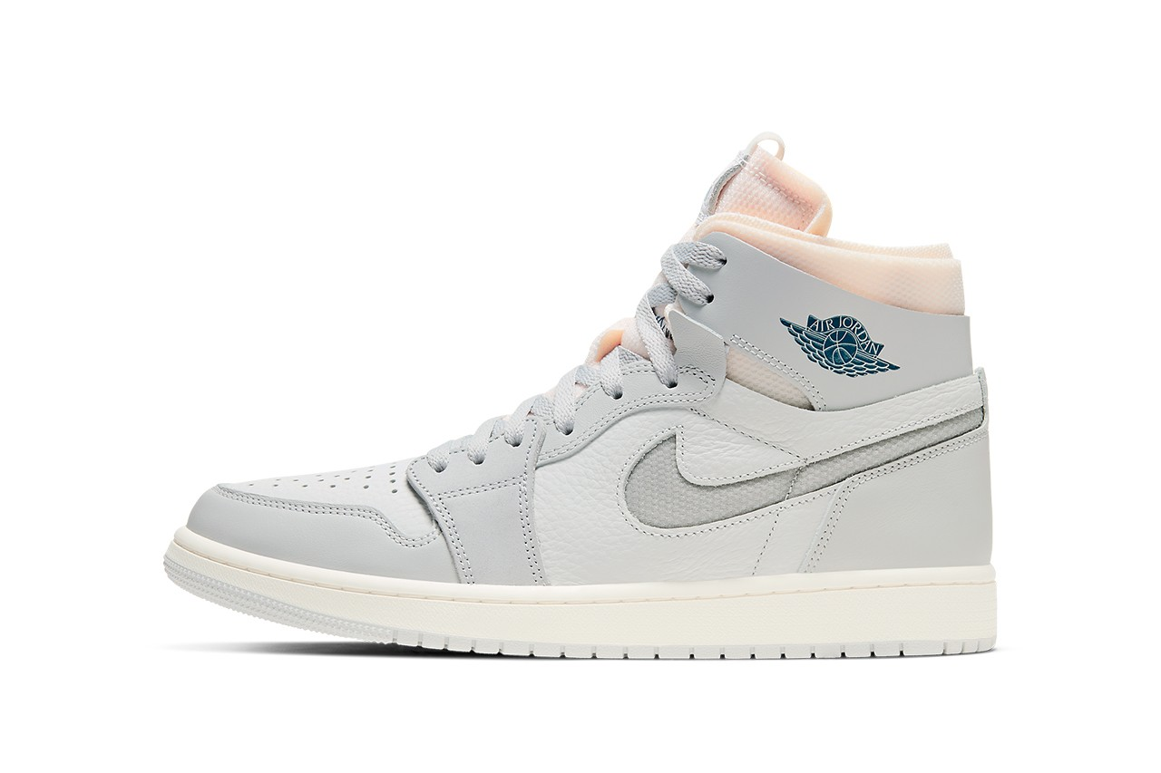 The Air Jordan 1 Zoom Comfort Travels to 'London'