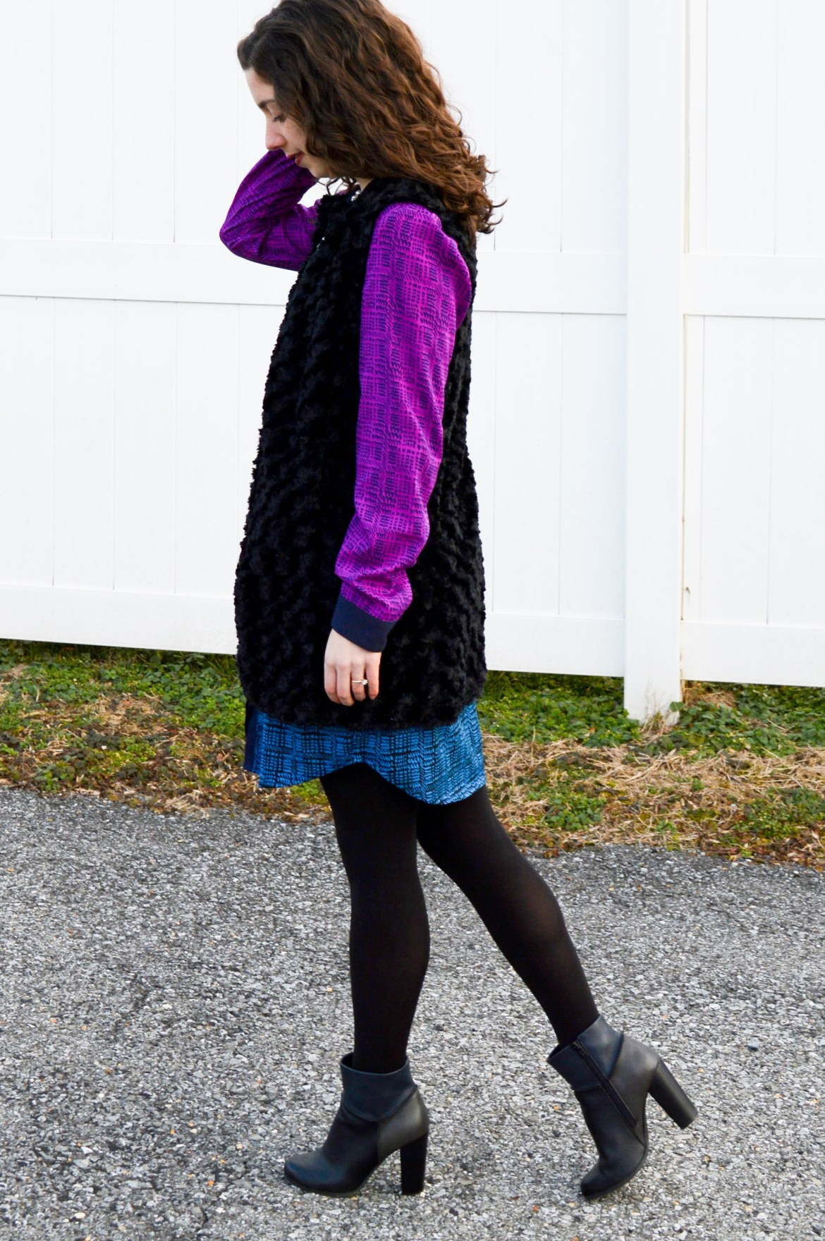 How to layer for warmth -- the stylish way
