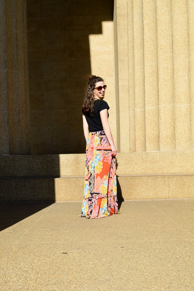 How to wear the boldest, brightest items in your closet